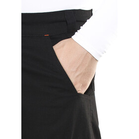 Cube Work Pantaloncini Uomo, black'n'red